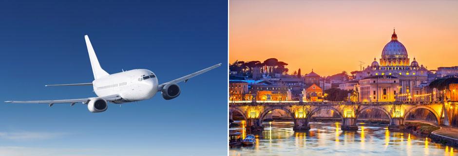Lennot Roomaan