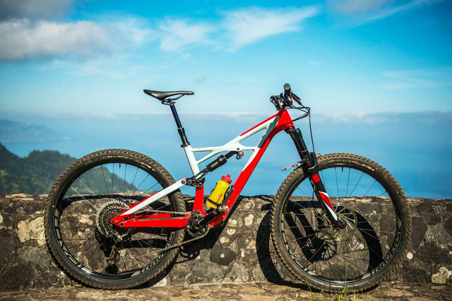 All Mountain/Enduro-cykel