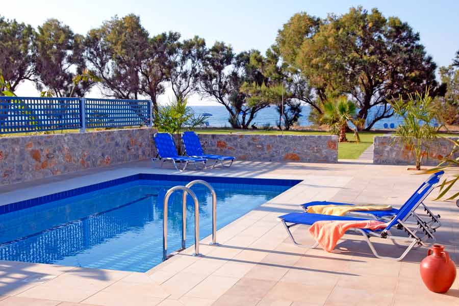 Blue Sea Villas, Platanias