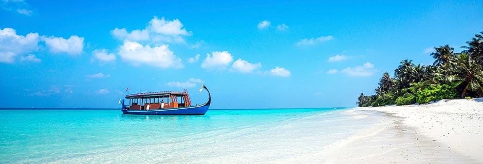 Sää Malediivit